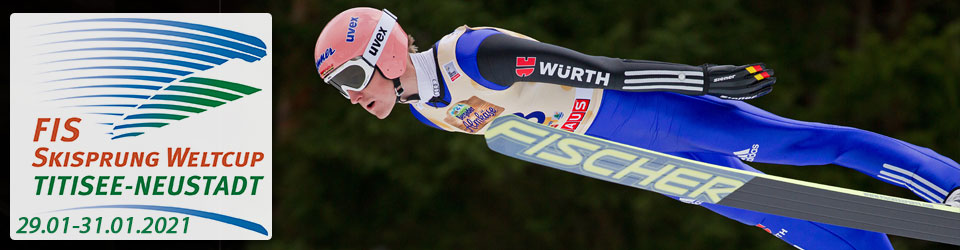 FIS Skisprung Weltcup Titisee-Neustadt