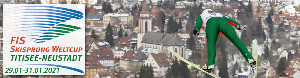 FIS Skisprung Weltcup Titisee-Neustadt