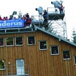 WCS 2001 Kampfrichterturm