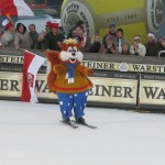 WCS 2007 Das Titisee-Neustädter Maskottchen TiNe